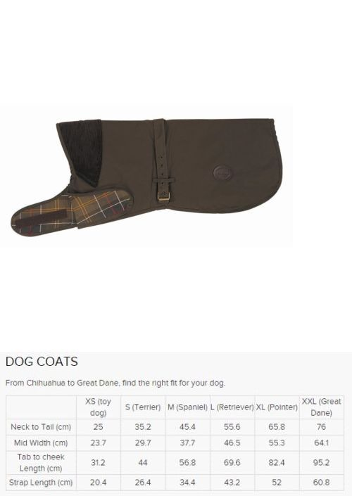 Clothing and Shoes 177796: Barbour Wax Dog Coat -> BUY IT NOW ONLY: $70 on eBay!