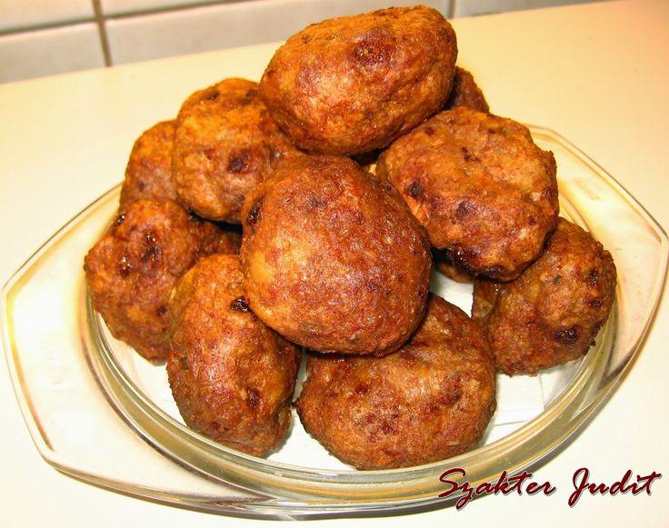 Mit eszik a magyar: Krumplifasírt