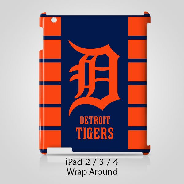 Detroit Tigers iPad 2 3 4 Case