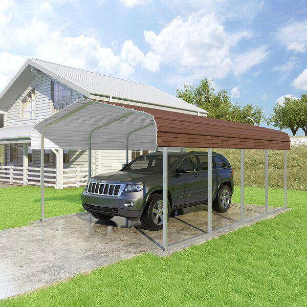 Classic Canopy In 2020 Mobile Home Roof Building Systems Canopy