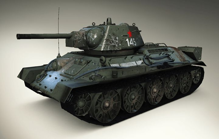 MEDIUM TANK T-34/76 Do you already own this amazing T-34 in Monzo? #Model #T34 #Tank #WorldWarII