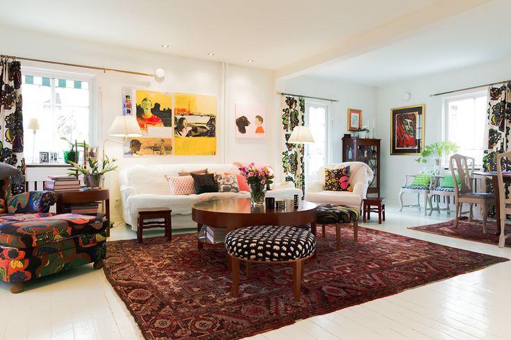Vill också ha en megastor orientalisk matta!