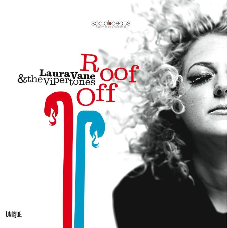 "Laura Vane & The Vipertones ""Roof Off"" (12"")"