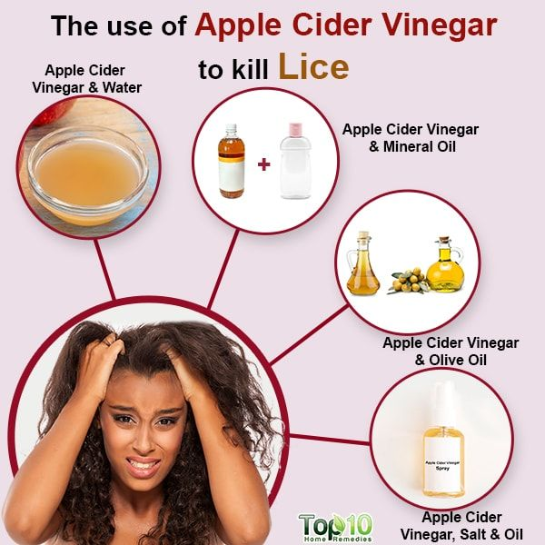 The Use Of Apple Cider Vinegar To Kill Lice Top 10 Home Remedies Natural Remedies Herbal Cure Herbal Remedies