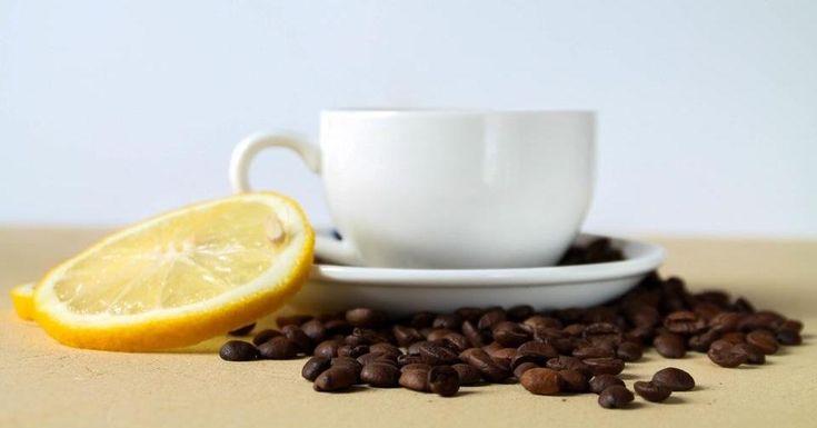 7 motivos por los que deberíamos beber agua con limón en lugar de café