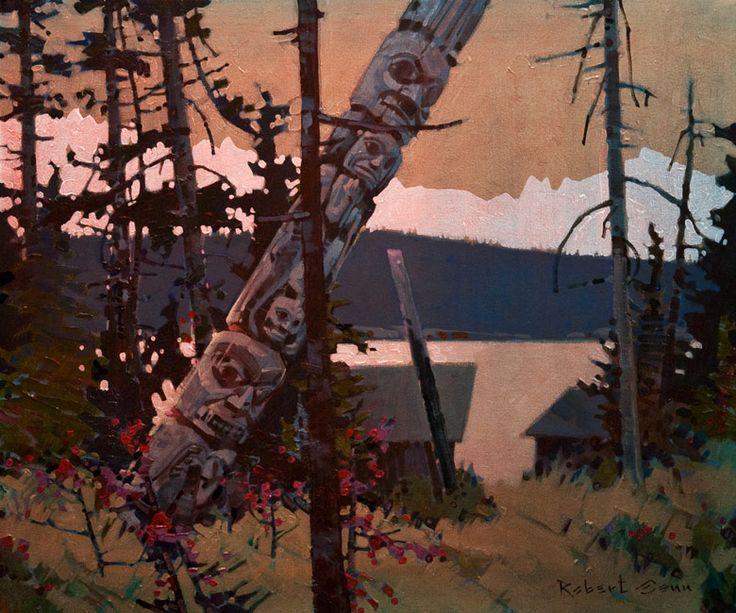 A Survivor in the Forest, by Robert Genn
