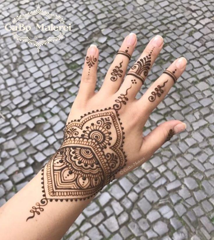 die besten 25 henna mustern ideen auf pinterest henna. Black Bedroom Furniture Sets. Home Design Ideas