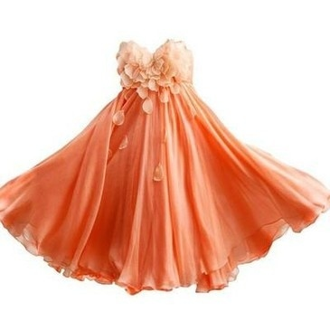 Love the petals: Fashion Dresses, Style, Bridesmaid Dresses, Dresses Outfit, Colors, Clothing Outfit, Parties Outfit, The Dresses, Casual Clothing