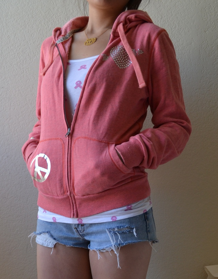 Victoria's Secret PINK Hoodie - Size Small  $10.00  Condition: NEW    Email me to buy with item title in subject. JENNYMICHELLELY@GMAIL.COM Cash/check/paypal. Pick-up/Drop-off/Shipping can be arranged. Thanks!
