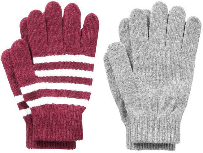 Joe Fresh Women's 2 Pack Stripe Gloves - Under $5 - #fashion #shopping #ad