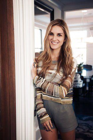 Gaia Repossi for the Vogue US