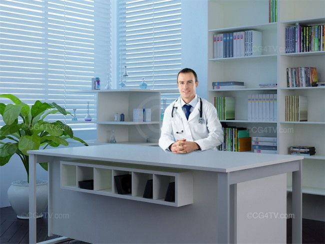 Doctor S Office Green Screen Background Green Screen Backgrounds Greenscreen Doctor Office Design