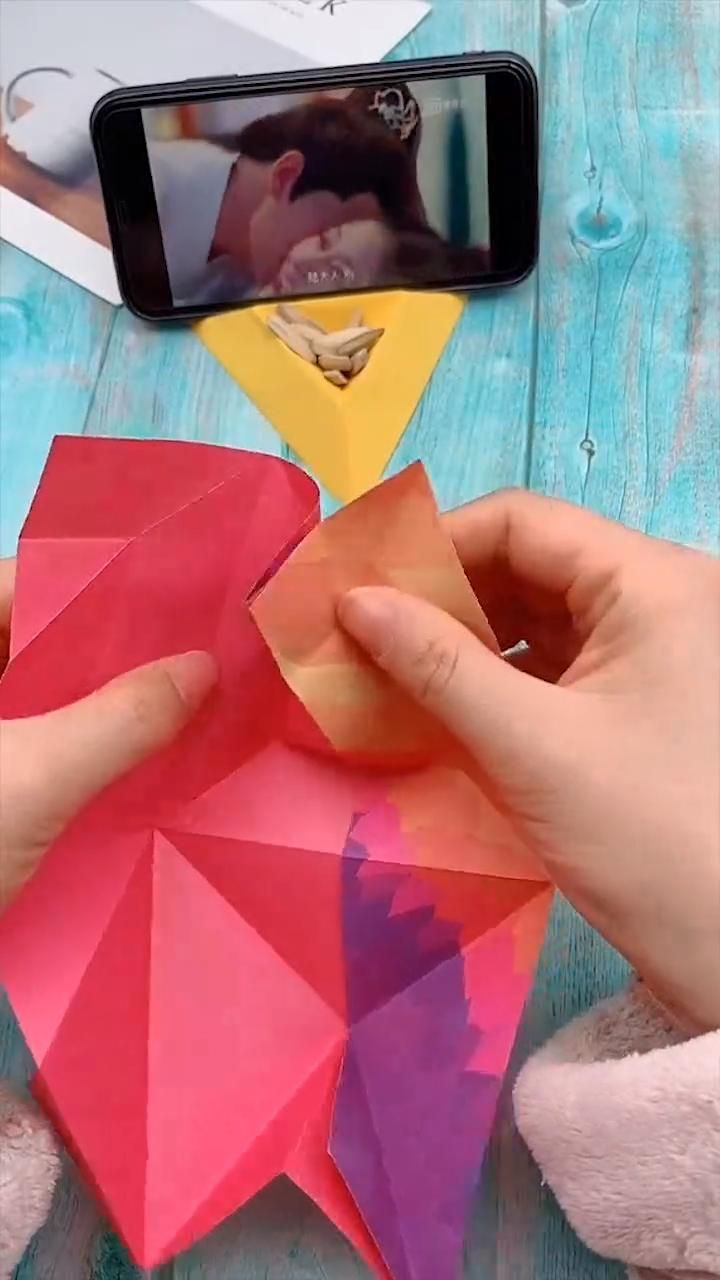 DIY Creative Handicraft in 2020   Handicraft ideas diy ...
