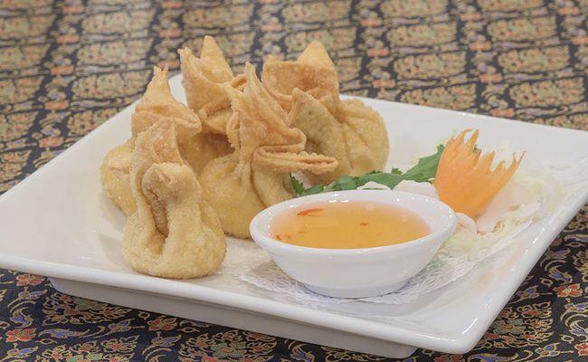 Si-am Thai restaurant, downtown Tampa, best Thai restaurant  Drunke noodles