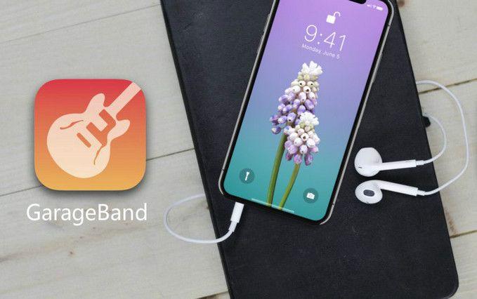 Create Iphone Ringtone By Using Garageband Iphone Ringtone Garage Band Iphone