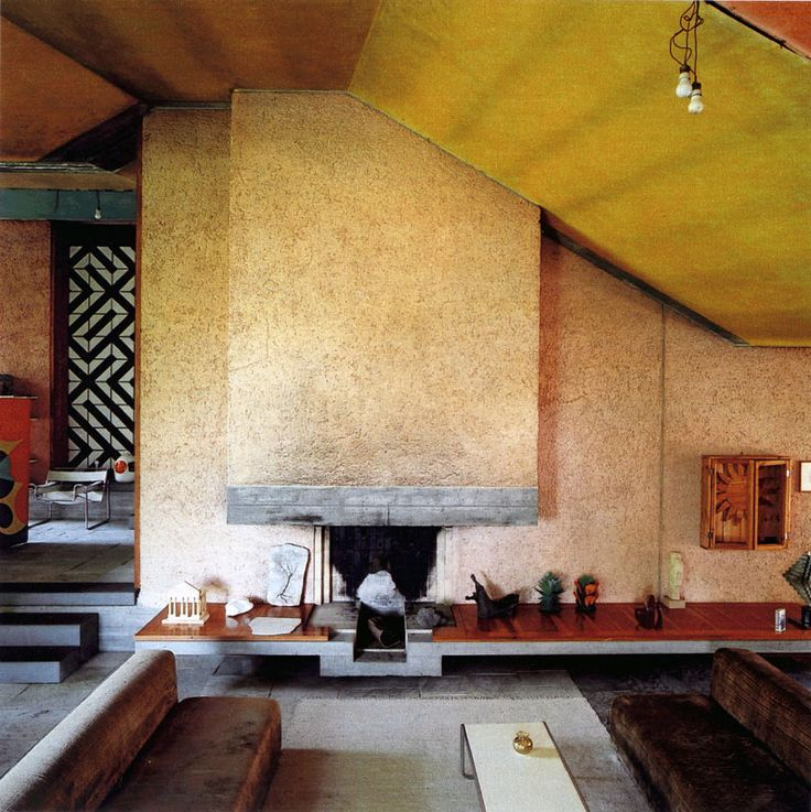 Carlo Scarpa's House Tabarelli, - Google Search