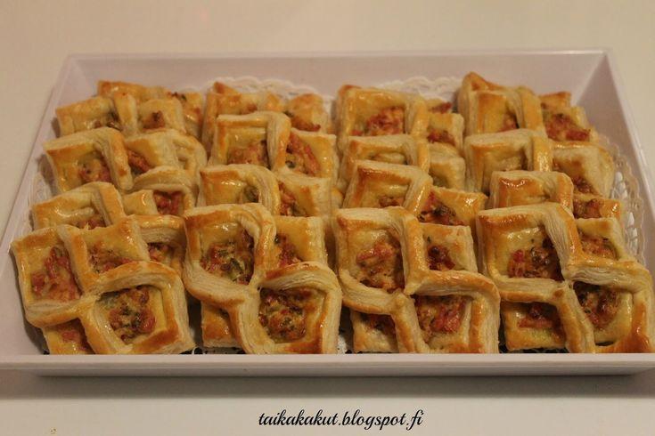 Tarun Taikakakut: Suolaiset leivonnaiset