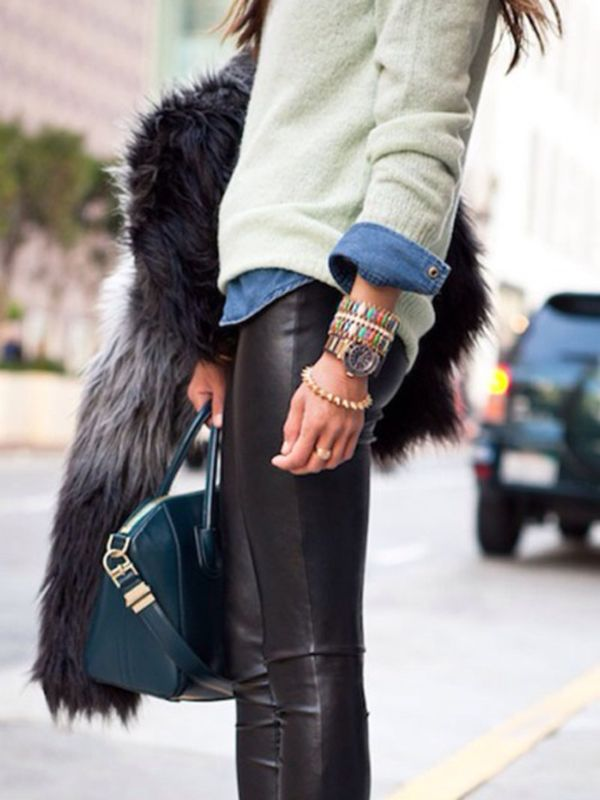 Leather for Fall