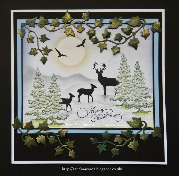 77 best My Christmas Cards images on Pinterest - christmas cards sample