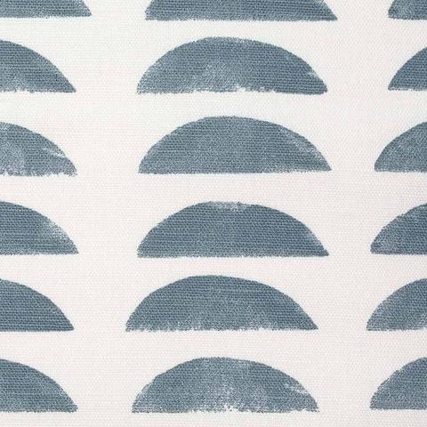 Hills Fabric in Blue-slate