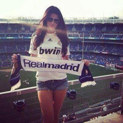 real madrid hotty