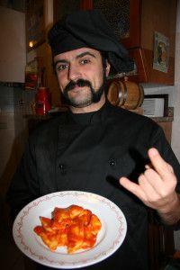 Tortelli alla Venom di Alessandro Dominizi - Ricette Rock / Venom Tortellini by Alessandro Dominizi