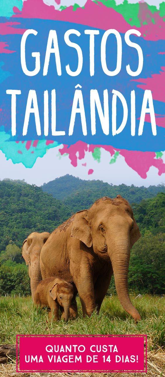 Quanto custa uma viagem para a Tailândia? Veja os gastos na Tailândia por cidade em um roteiro de 14 dias, valores de passagem, tour, hostel!
