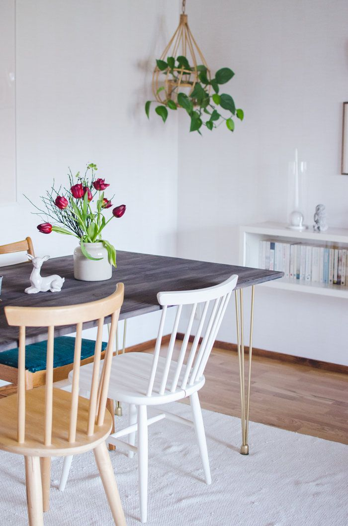 DIY: Build Your Own DINING TABLE - Metro Fashion