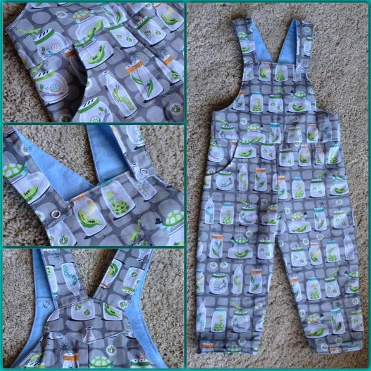 My earlierpost about toddler dungarees with free pattern turned out to…