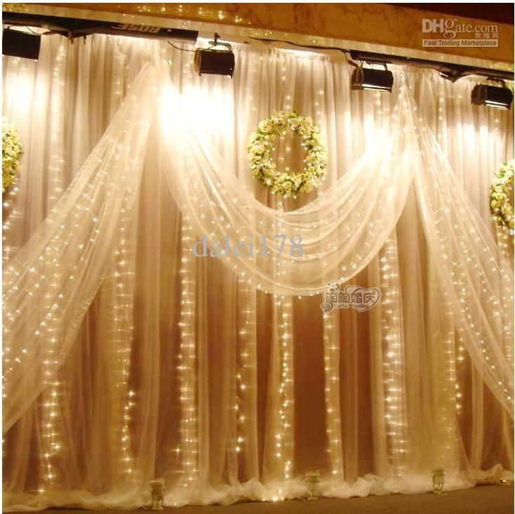 best 25 curtain lights ideas on pinterest. Black Bedroom Furniture Sets. Home Design Ideas