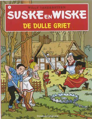 suske en wiske | Suske En Wiske 078 De Dulle Griet-W. Vandersteen-boek cover…