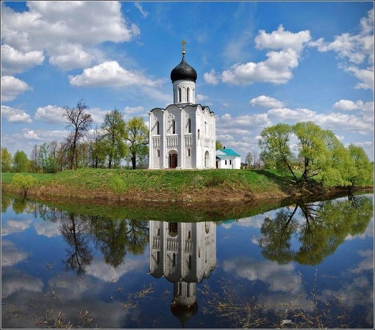 В. Перцов, Про бел-горюч камень  I was there and it's my favourite church - I love it