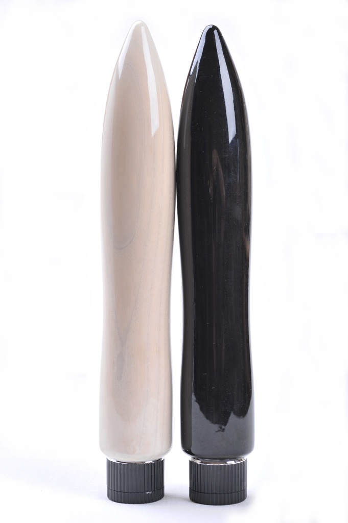 Eco toys vibrator Black & White