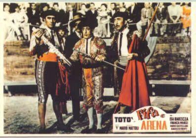 Fifa e arena 1948 di Mario Mattoli - I film di Totò streaming download completo
