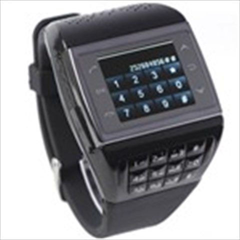 "1.3"" Fashionable AT&T T-Mobile Vodafone Unlocked Mobile Cell Phone Watch+ Bluetooth+ FM"