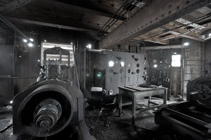 """Interior of one of the Maunsell Sea Forts at Whitstable, UK. After being decommissioned, in 1967, British man, Paddy Roy Bates, settled in one of the forts where he declared himself """"Prince Roy"""" of the """"Principality of Sealand"""".  In order to raise funds to support this ill-planned adventure, the principality sells official """"Noble Titles"""" from £29.99."""
