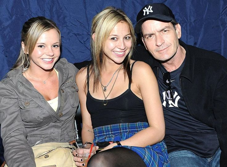 'Goddesses' Bree Olson and Natalie Kenly with Charlie Sheen in 2011 'Goddesses' Dispute Charlie Sheen's Claim That He Informed All His Sexual Partners About His HIV Status