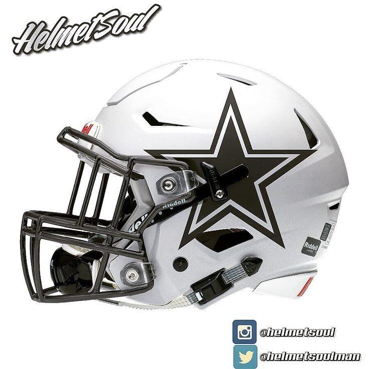 17 best images about new helmetsoul helmet designs on - Dallas cowboys concept helmet ...