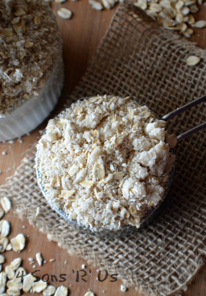 muffin mix this easy adaptable base recipe is the only oatmeal muffin ...