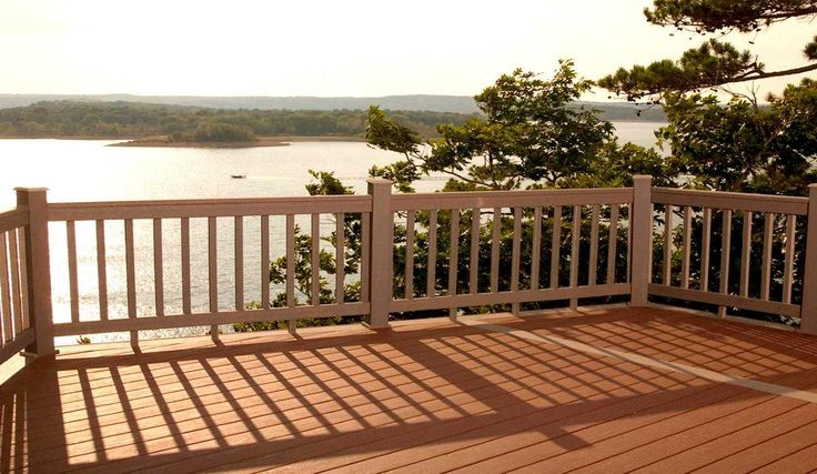 Composite Decking is available in five different colours, all inspired by natural tones. Browse for competitive decking prices today.