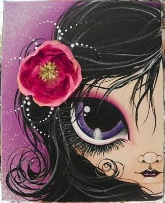 Megan K Suarez. Ook van die geweldige tekeningen.
