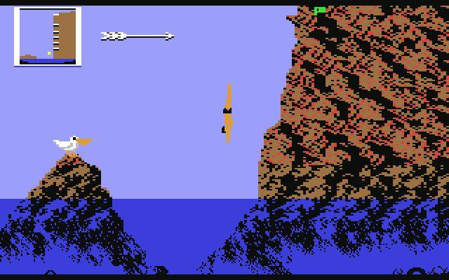 World Games (Commodore 64)
