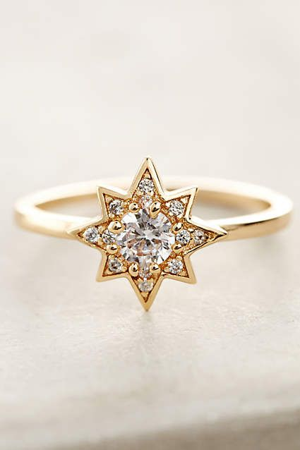 Windrose Ring
