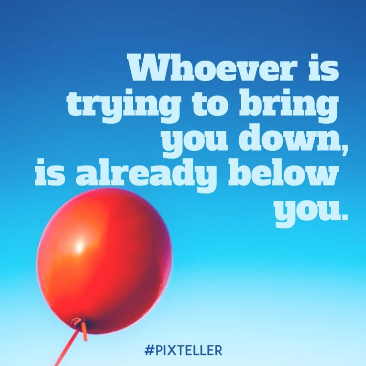 Customize any image with PixTeller! #instragram #quote #socialmedia #baloon #inspirational