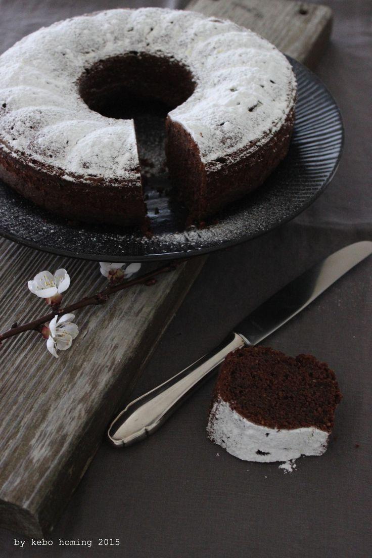 Geburtstagskuchen... statt Torte... aber nicht minder lecker... endlich wird es mal wieder schokoladig...