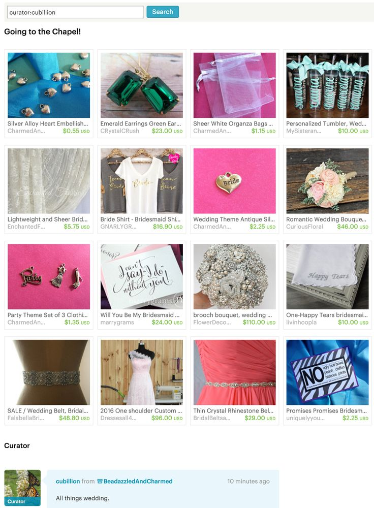 Going to the Chapel! - #Etsy #Treasury by cubillion from BeadazzledAndCharmed  featuring our #Wedding #Lace #EnchantedFabric