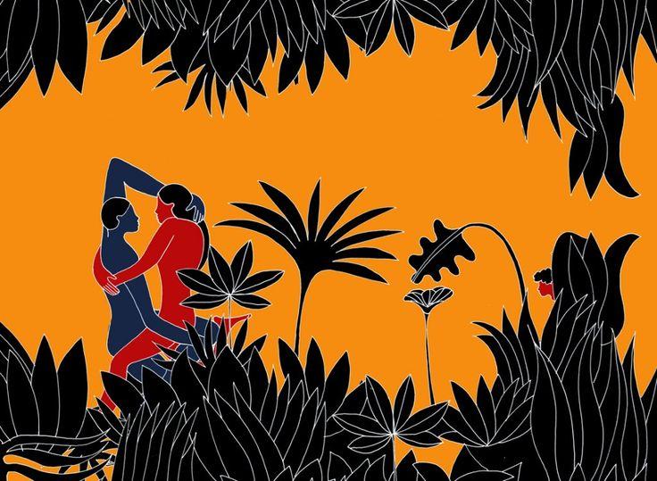 Anna Sutor - Adam and Eve