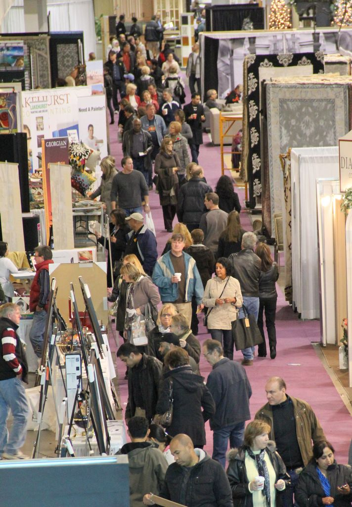 Join us Nov 7-10 at the International Centre. 6900 Airport Rd. Mississauga. For Canada's Largest Fall Show!! AMAZING www.internationalhomeshow.ca