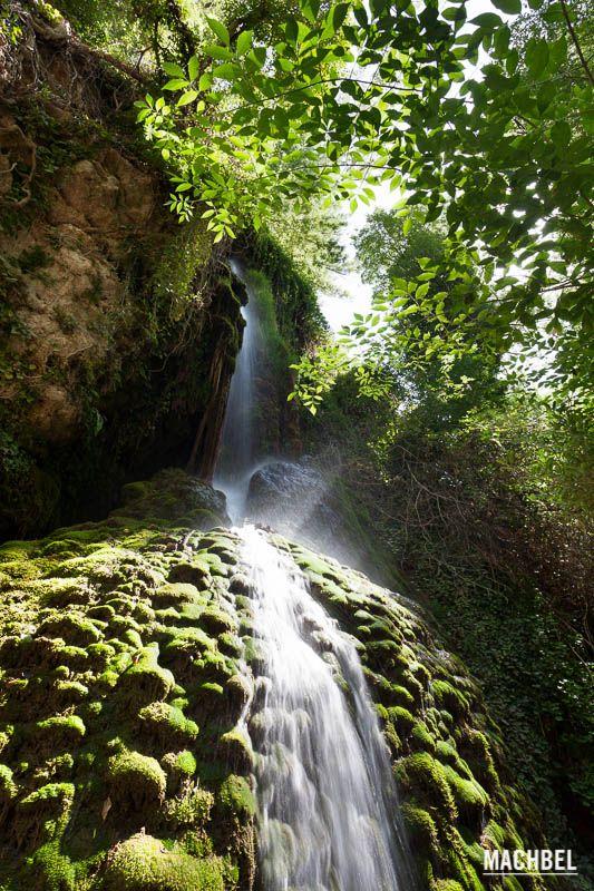 Cascada Sombría, Monasterio de Piedra.