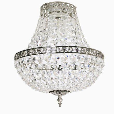 Elegant Vintage Chrom Badezimmer Kronleuchter Jetzt bestellen unter https moebel ladendirekt de lampen deckenleuchten kronleuchter uid udebe dd e abfc